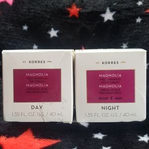 KORRES Magnolia First Wrinkles Cream Duo